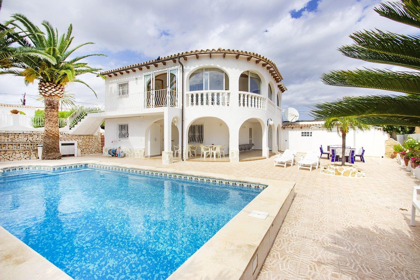 7a06ce4104 Villa for sale in Calpe